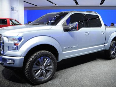 2020 Ford Atlas review