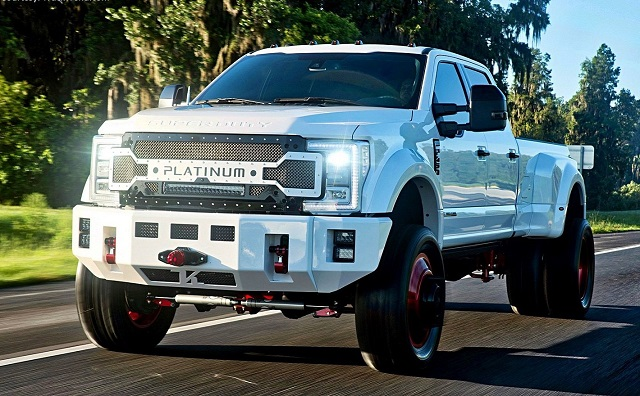 2020 Ford F 450 Platinum Dually Price 2020 2021 Pickup Trucks
