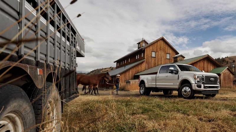 2020 Ford F-450 Platinum, Dually, Price - 2020 Pickup Trucks