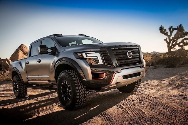 2020 Nissan Titan XD Warrior