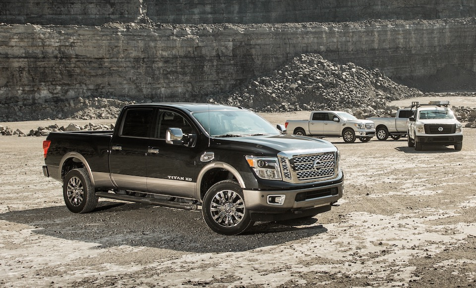 2020 Nissan Titan XD review
