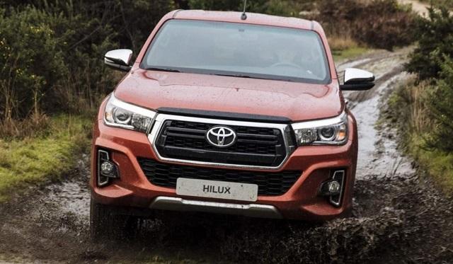 2020 Toyota Hilux specs