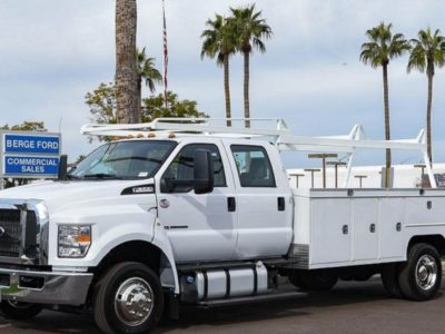 2019 Ford F-650 review