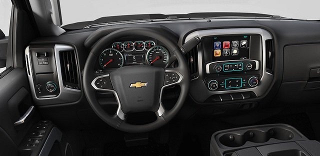 2020 Chevy Kodiak interior
