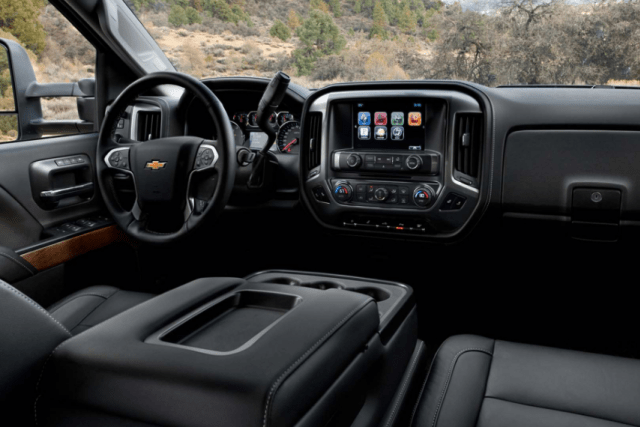 2020 Chevy Reaper interior