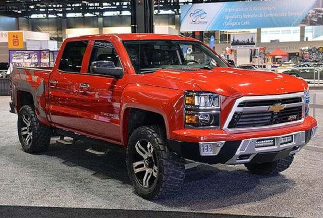 2020 Chevy Reaper
