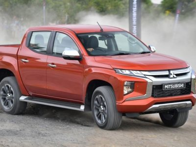 2020 Mitsubishi L200 review