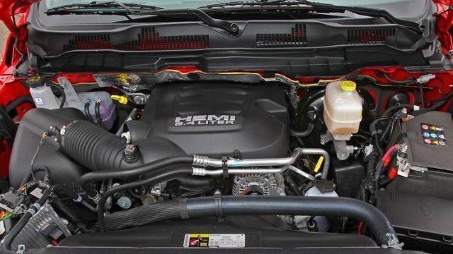 2020 Ram Power Wagon engine
