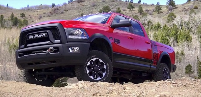 2020 Ram Power Wagon front view