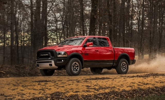 2020 Ram Rampage review