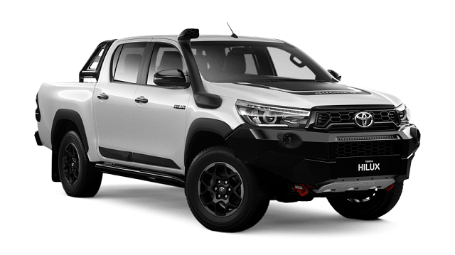 2020 Toyota Hilux Rugged X