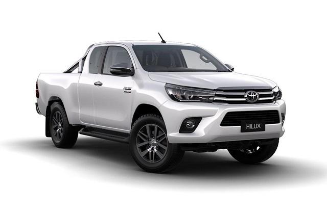 2020 Toyota Hilux SR5