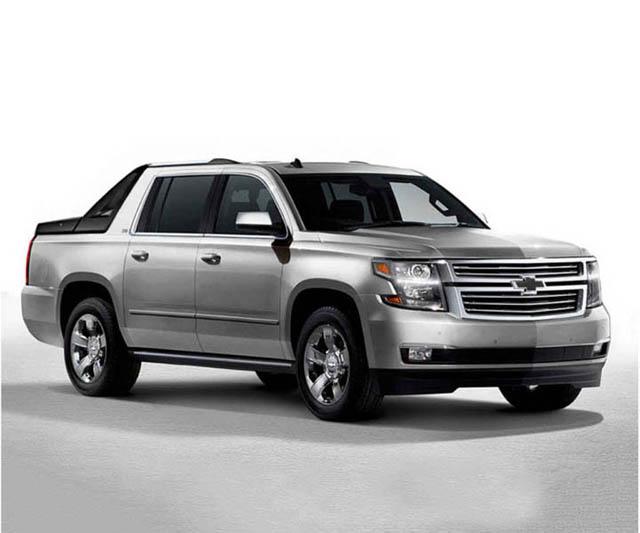 2020 Chevrolet Avalanche