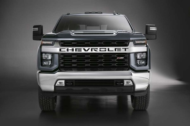 2020 Chevy Silverado 1500 HD