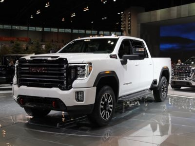 2020 GMC Sierra HD: 2500 and 3500 – Specs, Price, Release ...