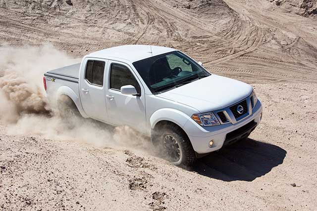 2021 Nissan Frontier pro 4x