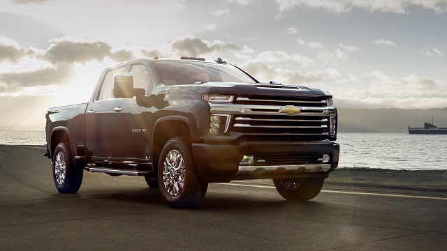 2020 Chevy Silverado 2500HD High Country