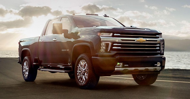 2020 Chevy Silverado High Country