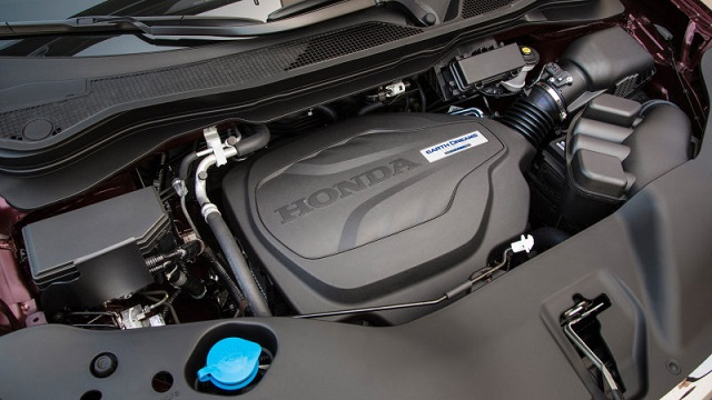 2020 Honda Ridgeline engine