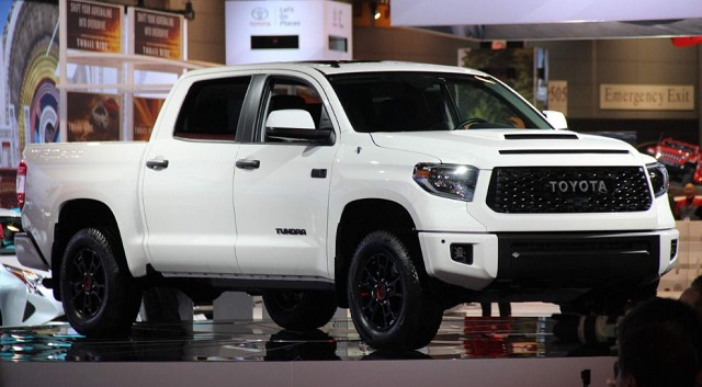 2020 Toyota Tundra Trd Pro Changes Specs Price 2021 2022 Pickup Trucks