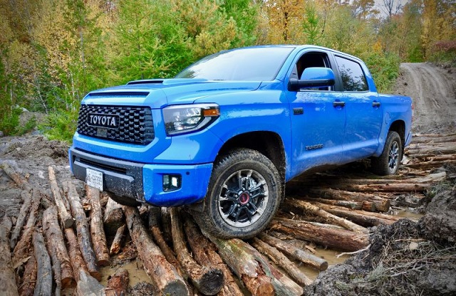 Most Reliable Trucks of The Last Decade in the U.S. Tundra