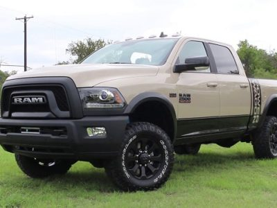 2020 Ram 2500 Power Wagon Mojave Sand