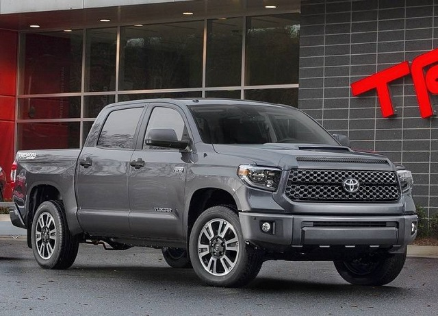 2020 Toyota Tundra TRD Sport Package