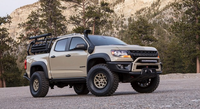 2021 chevrolet colorado will get major update