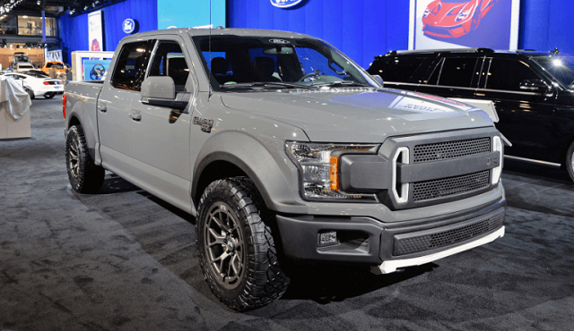 2021 Ford F-150 Full-Electric