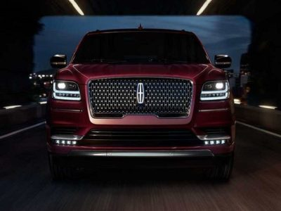 2021 Lincoln Mark LT