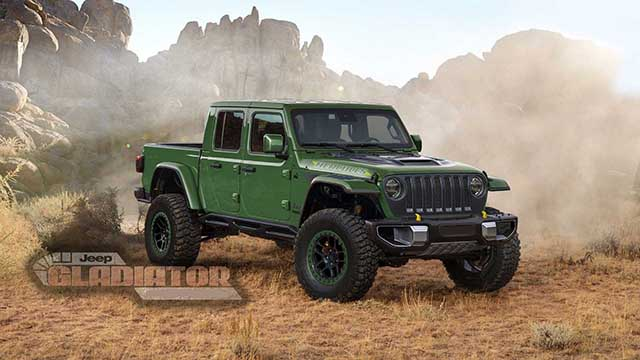 2021 jeep gladiator hercules price