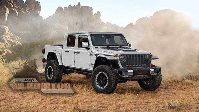 offroad monster  2021 jeep gladiator hercules  2020