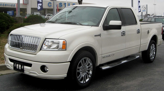 Lincoln Mark LT Original