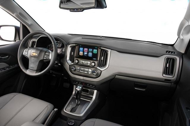 2020 Chevy S10 Interior