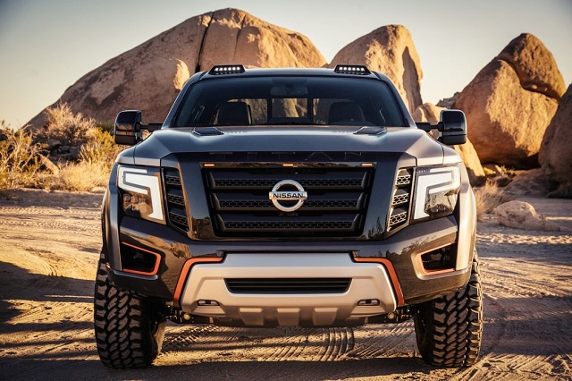2020 nissan titan warrior release date and price - 2020