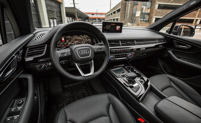 Audi Pickup Truck Interior
