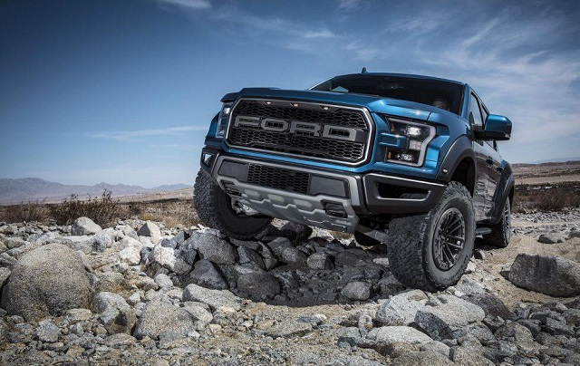 ford   raptor supercharged  predator engine     hp  pickup trucks