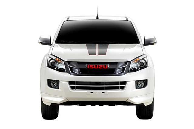 2020 Isuzu D-Max GT release date