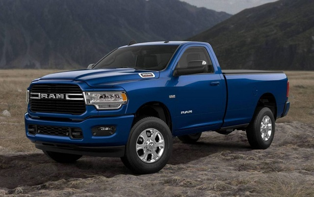 2020 Ram 1500 Regular Cab Review 2020 Pickup Trucks