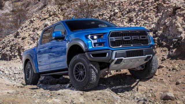 Ford Raptor front