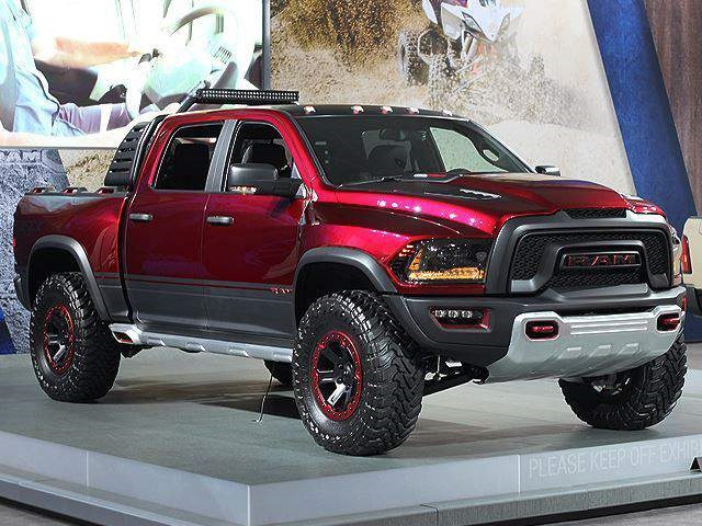 Most Reliable Trucks of The Last Decade in the U.S. Ram 1500