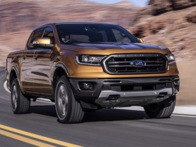 2021 Ford Ranger next-gen