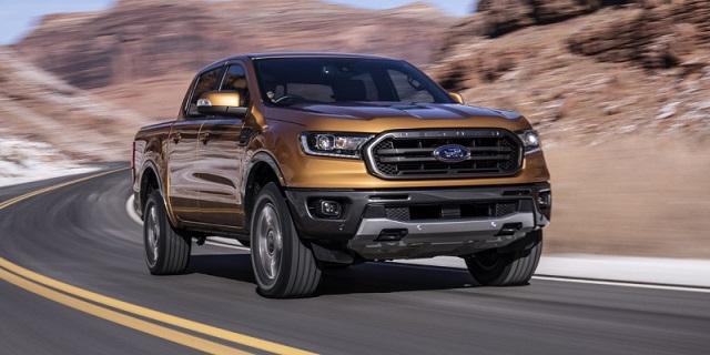 2021 Ford Ranger next-gen