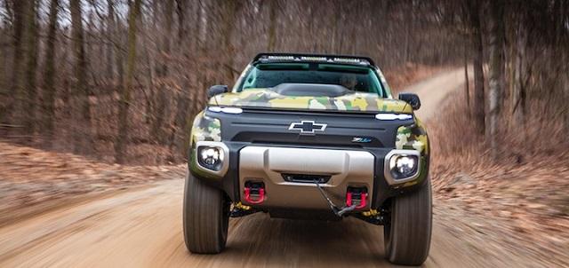 GM Electric Pickup Trucks