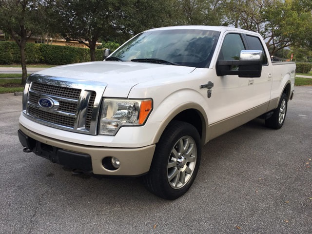 Worst pickup trucks in the last 10 years 2010 Ford F-150