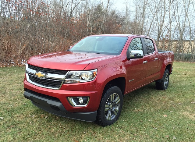 Worst pickup trucks in the last 10 years Chevy Colorado