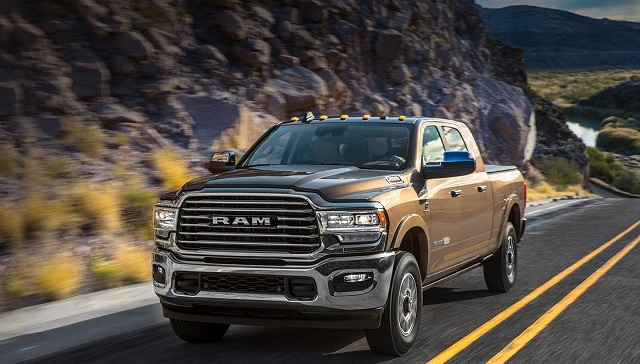 2020 Best Trucks for Towing Ram 2500