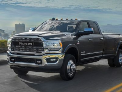 2020 Best Trucks for Towing Ram 3500