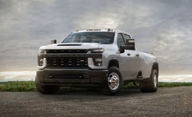 2020 Best Trucks for Towing Silverado 3500
