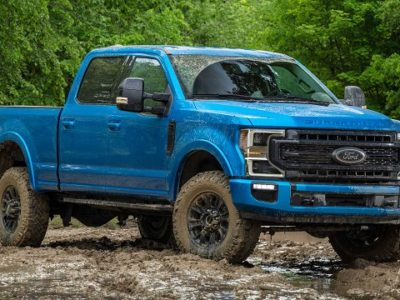 2020 Ford Super Duty Tremor Off-Road